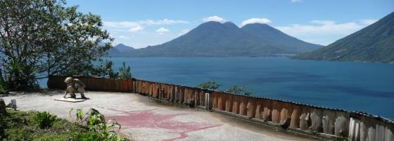 Le Lac Atitlan, une tempète de Vie