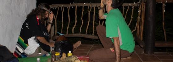 Ayahuasca amarilla – AMAR Y YA!